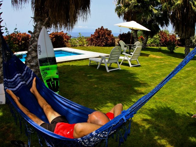 8 Days Surf Camp in Tenerife