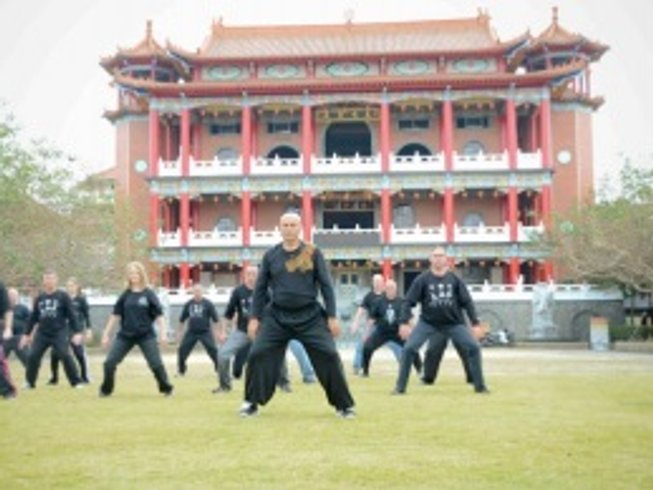 9 Days Taichi Chuan Training & Vacation in Taiwan