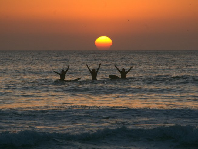 7 Day Surfing and Yoga Retreat in Agadir, Morocco