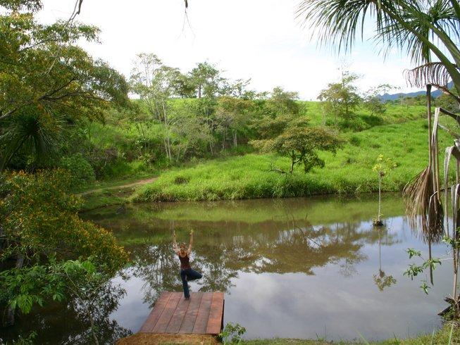 6 días retiro de yoga SUP y meditación en Tarapoto, Perú