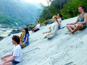 5 Day 50-Hour Online Pranayama and Meditation Teacher Training Course