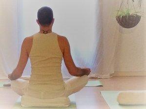 7 días de yoga en la naturaleza, vuelve a tu equilibrio saludable en Penedés, Barcelona