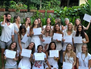 22 Day Small Group 200-Hour Alignment Vinyasa Yoga Teacher Training in Nusa Lembongan, Indonesia