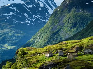 5 Days Adventure Meditation and Yoga Holiday in Norway