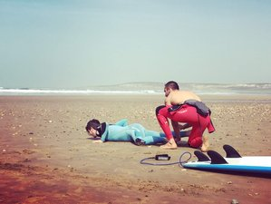 3 Days Yoga and Surf Retreat in Essaouira, Morocco