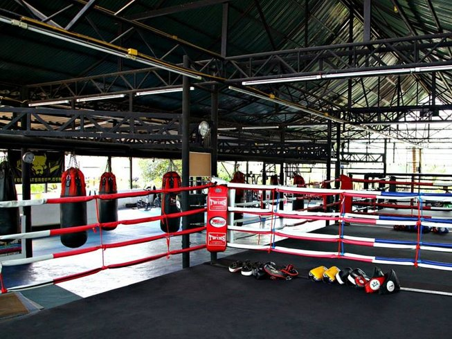 1 Year Muay Thai Training School in Thailand
