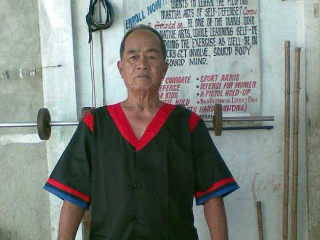 2 Months Extensive Escrima Training in Cebu, Philippines