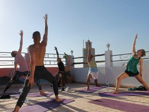 8 Days Yoga and Surf Holiday in Agadir, Morocco