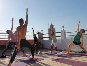 8 días vacaciones de yoga y surf en Agadir, Marruecos