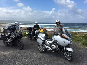 8 Days Guided Coastline Motorbike Tour Ireland
