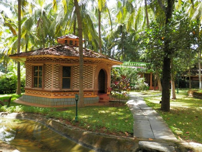 7 Days Deluxe Yoga & Ayurveda Retreat in Kerala, India