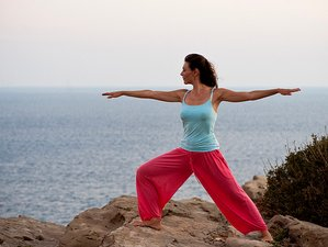 8 Days Meditation and Yoga Retreat in Evia Island, Greece