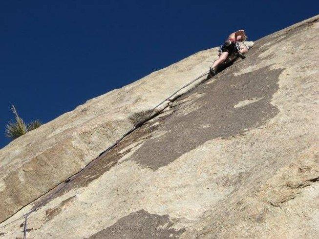 3 Days USA Yoga and Rock Climbing