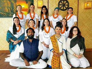 40 Days 300-Hour Yoga Teacher Training in India