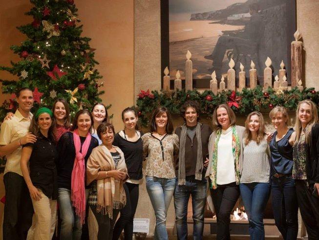 5 Days Pre-Christmas Yoga Retreat in Spain