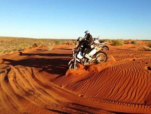 6 Days Dirt Bike Motorcycle Tour in Simpson Desert from Alice Springs to Birdsville, Australia