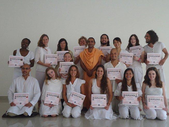 27 Days 200-Hour Yoga Teacher Training in Rishikesh, India