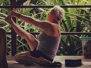 19 Tage 200-Stunden Yogalehrer Ausbildung in Playa Chiquita