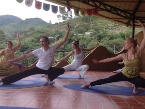 7 Days Couple's Meditation and Yoga Retreat in Vilcabamba, Ecuador