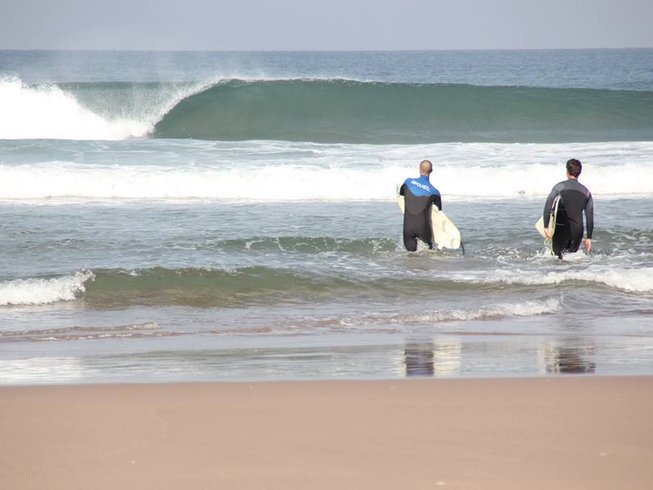 14 Days Guided Surf Camp in Tamraght, Morocco