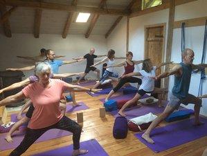 7 Day Wild Soul Hiking and Mountain Yoga Retreat in Praz-sur-Arly, Haute Savoie
