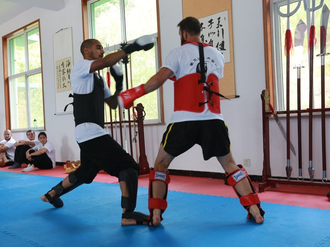 3 Months Tai Chi and Kung Fu Training in China