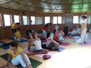 19 Days 200-hours Integral Yoga Teacher Training in Costa del Sol, Spain