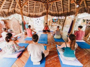 8 Day Yoga and Surf Camp in Montañita
