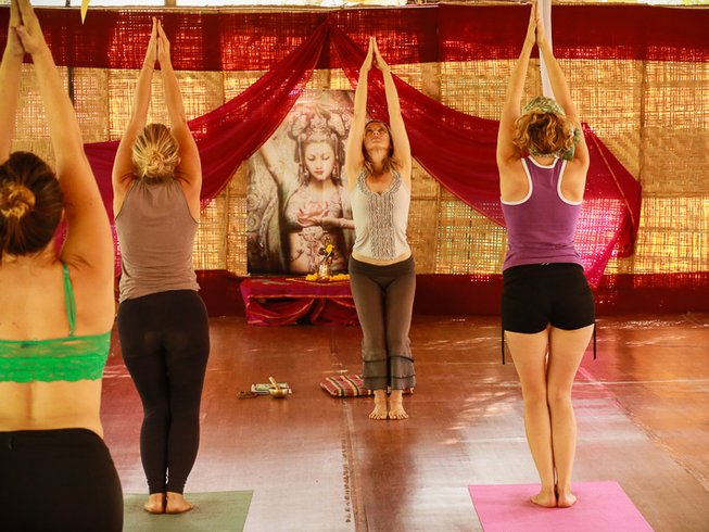 28 Days 200hr Women's Ashtanga Vinyasa YTT in Thailand
