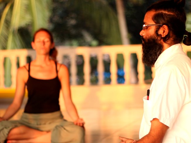 7 Days Yoga and Meditation Retreat in Goa, India