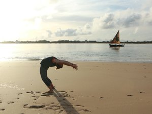 22 Days 200-Hour Vinyasa Yoga Teacher Training Shela, Kenya