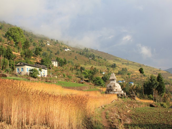 14 Days Buddhist Meditation and Himalayan Yoga Retreat in Nepal