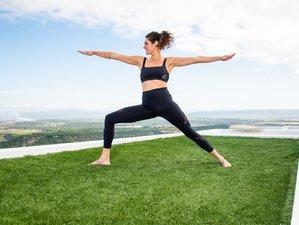 8 Day Yoga and Fitness Wellness Retreat in Vejer de la Frontera