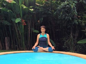 4 Days Relaxing Yoga Retreat in Chiang Mai, Thailand