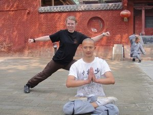 3 Months Sanda Kung Fu Training in Hebei, China