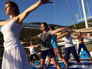 8 Days Blue Voyage Yoga Retreat in Turkey
