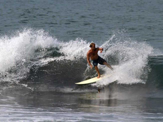 6 Days Yoga and Surfing in Costa Rica