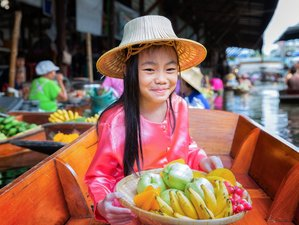 11 Days Food Trails Culinary Tour in Thailand