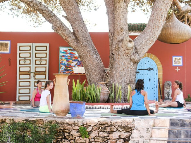 8 Days Surf & Yoga Retreat in Algarve, Portugal