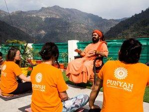27 Day 200-Hour Hatha Teacher Training Course in Rishikesh