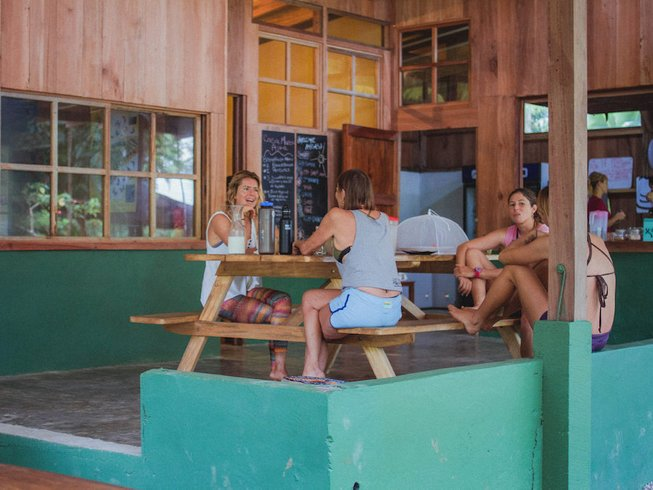 5 Days Best Waves Surf and Yoga Retreats in Costa Rica