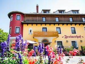 3 Tage Vier Jahreszeiten Yoga und Wellness Retreat in Frein an der Mürz, Steiermark