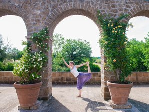 8 Tage Chakra Yoga Retreat in Rom, Italien
