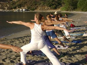 8 Days Hatha Yoga Retreat in Kefalonia, Greece