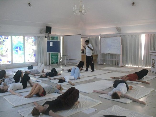29 Days 200Hr Mindfulness and Therapy YTT in India