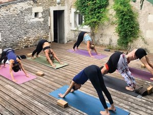 7 Day Vinyasa and Yin Yang Yoga and Atlantique Coast Discovery Holiday in Cozes, Charente-Maritime