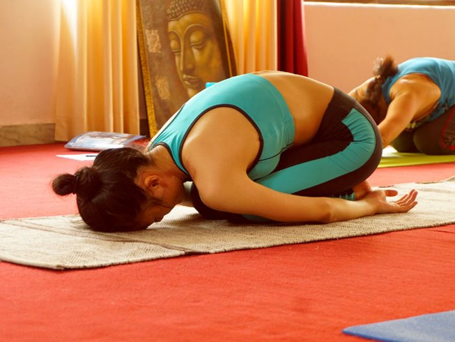 16 Days 100-Hour Yoga Teacher Training in India