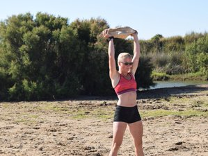 7 Days Yoga and Boxing Training Camp in Cadiz, Spain