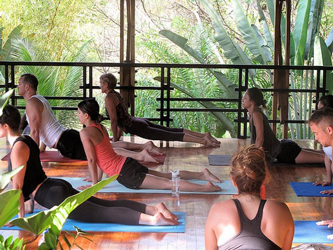 28 Days 300hr Tantric Alchemy Yoga Teacher Training in Costa Rica