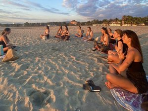 7 days spiritual yoga and meditation retreat in Puerto Escondido, Mexico